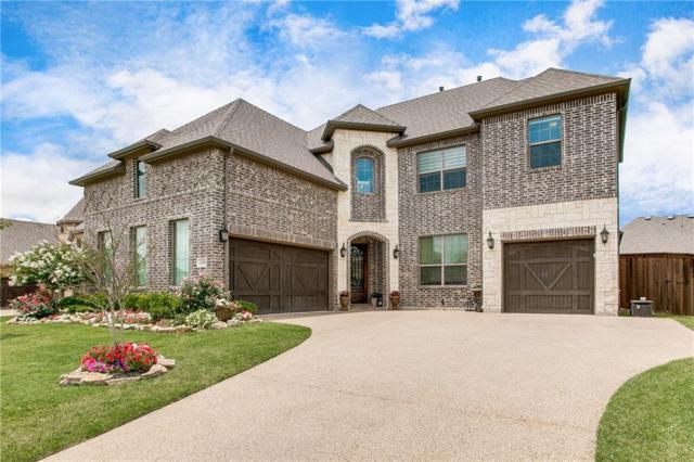 1406 Corarra Drive, Rockwall, TX 75032 (MLS #13713619) :: RE/MAX Landmark