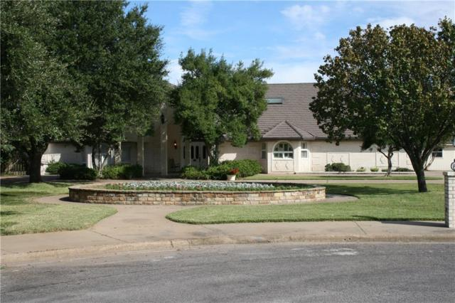 28 Cliff Drive, Mineral Wells, TX 76067 (MLS #13713697) :: Frankie Arthur Real Estate
