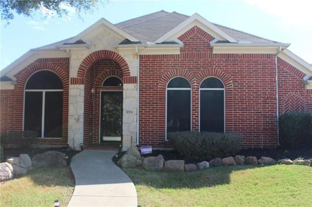 1202 Glencoe Drive, Glenn Heights, TX 75154 (MLS #13713702) :: Pinnacle Realty Team