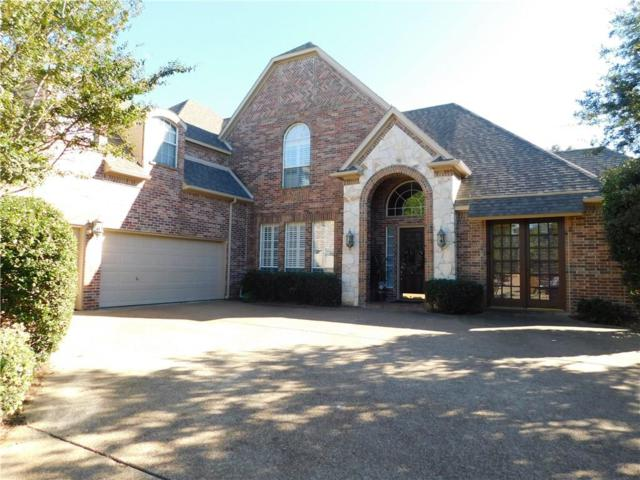 3905 Vintage Place, Flower Mound, TX 75028 (MLS #13713742) :: Real Estate By Design