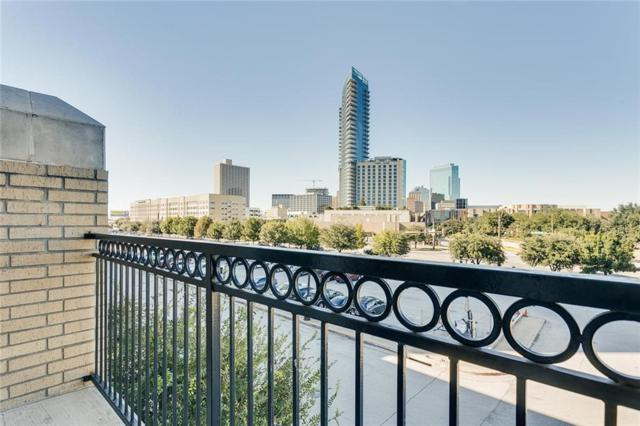 201 W Lancaster Avenue #309, Fort Worth, TX 76102 (MLS #13713834) :: The Mitchell Group