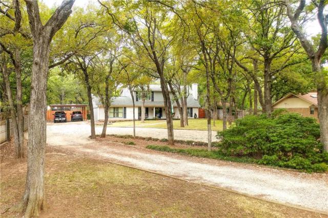 802 Moore Road, Mansfield, TX 76063 (MLS #13713868) :: RE/MAX