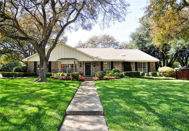 2213 Windsor Drive, Richardson, TX 75082 (MLS #13713911) :: The Good Home Team