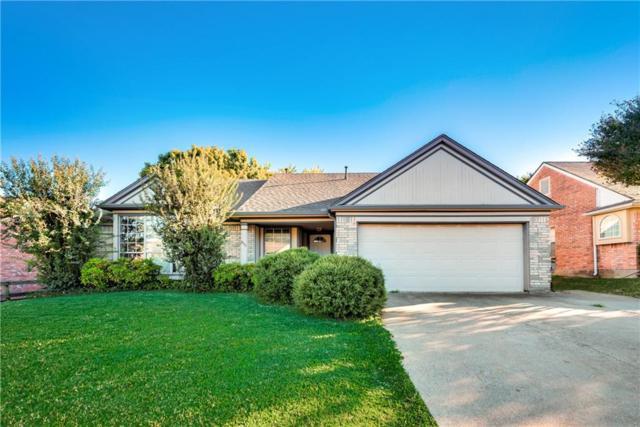 8110 Rainbow Drive, Rowlett, TX 75089 (MLS #13714033) :: The Good Home Team