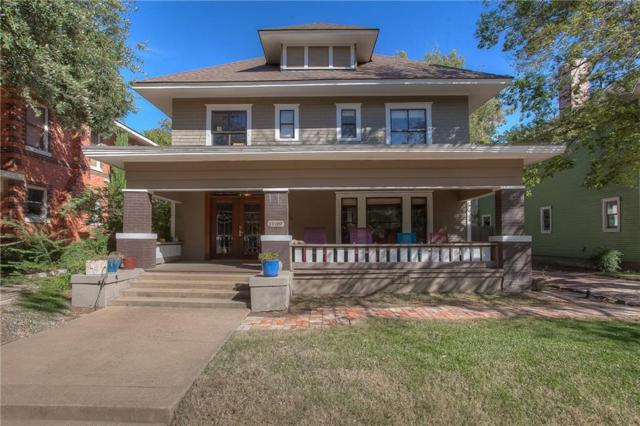 1909 Alston Avenue, Fort Worth, TX 76110 (MLS #13714068) :: The Mitchell Group
