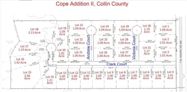 Lot 26 Andrew Court, Princeton, TX 75407 (MLS #13714161) :: RE/MAX Landmark