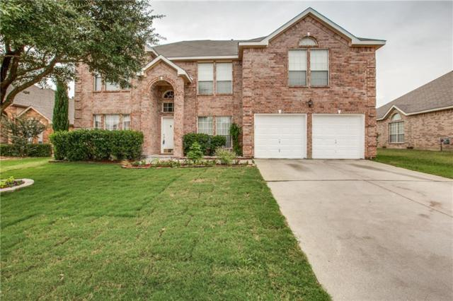 1701 Fairfax Drive, Mansfield, TX 76063 (MLS #13714187) :: RE/MAX Pinnacle Group REALTORS
