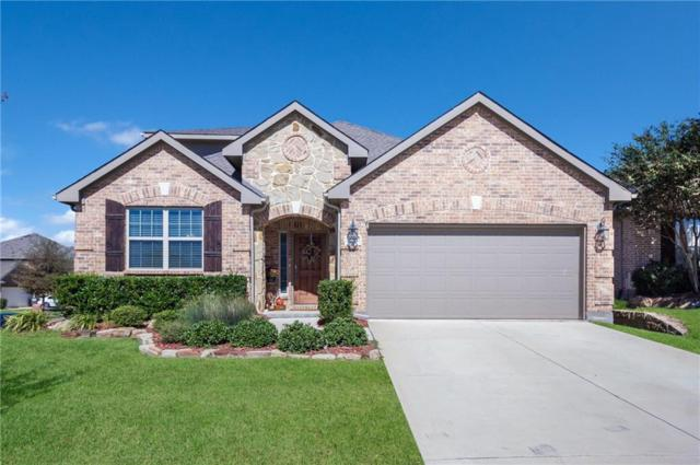 1253 Lasso Drive, Little Elm, TX 75068 (MLS #13714232) :: Real Estate By Design