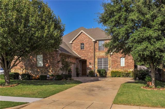 1606 Mallard Circle, Mansfield, TX 76063 (MLS #13714261) :: Pinnacle Realty Team