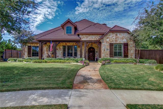 2204 Gunnison Trail, Frisco, TX 75033 (MLS #13714293) :: Carrington Real Estate Services