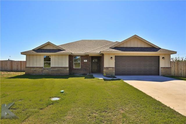 109 Countryside Drive, Tuscola, TX 79562 (MLS #13714357) :: The Tonya Harbin Team