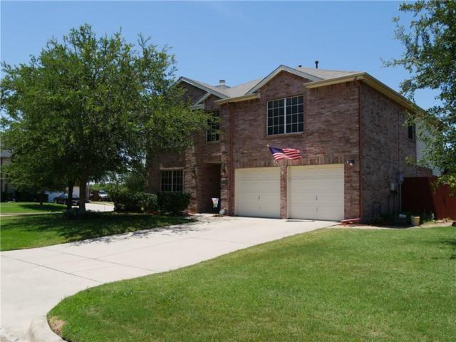 1001 Canyon Drive, Justin, TX 76247 (MLS #13714382) :: RE/MAX Elite