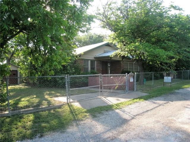112 Seminole Trail, Whitney, TX 76692 (MLS #13714465) :: Team Hodnett