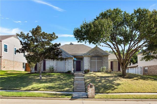 1215 Normandy Drive, Carrollton, TX 75006 (MLS #13714472) :: Team Tiller
