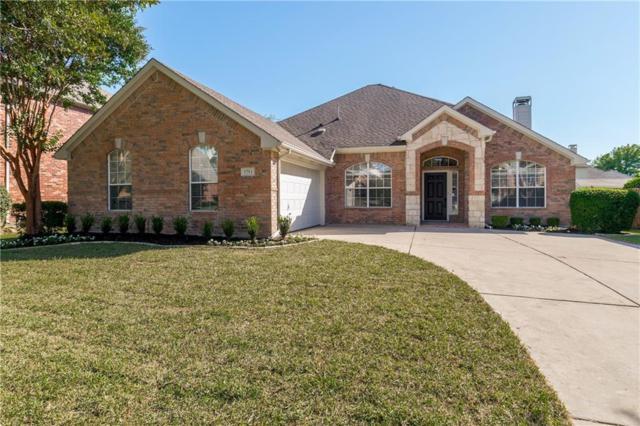 1214 Limestone Creek Drive, Keller, TX 76248 (MLS #13714479) :: Frankie Arthur Real Estate