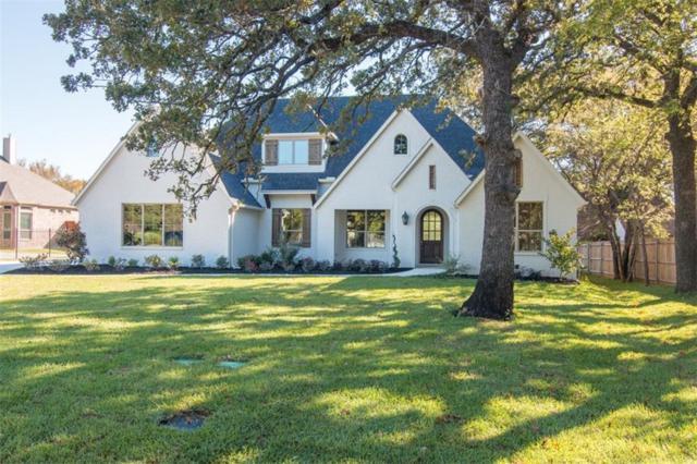 3913 Felps Drive, Colleyville, TX 76034 (MLS #13714488) :: Team Hodnett