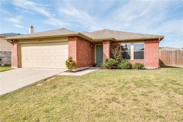 2513 Red Oak Drive, Little Elm, TX 75068 (MLS #13714498) :: Team Tiller