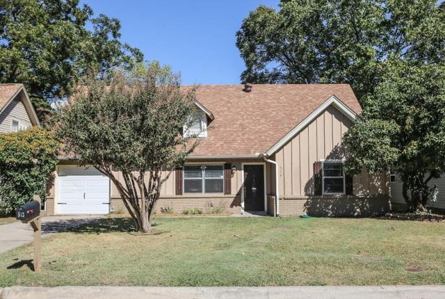513 Chisholm Trail, Denton, TX 76209 (MLS #13714525) :: Team Tiller