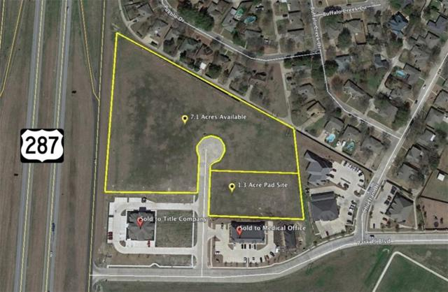 TBD Park Place Court, Waxahachie, TX 75165 (MLS #13714545) :: Frankie Arthur Real Estate