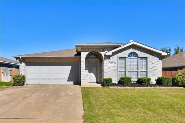 5554 Heatherglen Terrace, Fort Worth, TX 76179 (MLS #13714570) :: Real Estate By Design