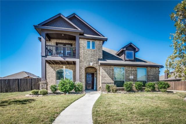 737 Mill Pond Drive, Midlothian, TX 76065 (MLS #13714576) :: Pinnacle Realty Team