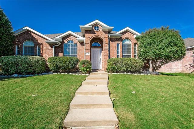 1420 Lomond Court, Allen, TX 75013 (MLS #13714588) :: The Good Home Team