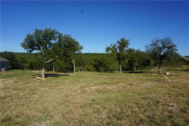 Lt 959 Frog Branch Court, Possum Kingdom Lake, TX 76449 (MLS #13714667) :: The Tonya Harbin Team