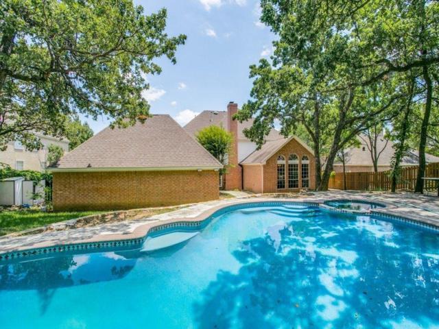 680 Oak Hill Drive, Southlake, TX 76092 (MLS #13714686) :: RE/MAX