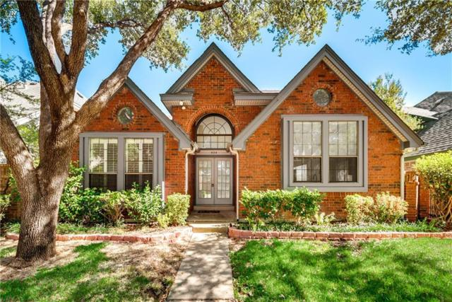 404 Silverton Drive, Irving, TX 75063 (MLS #13714717) :: Robbins Real Estate