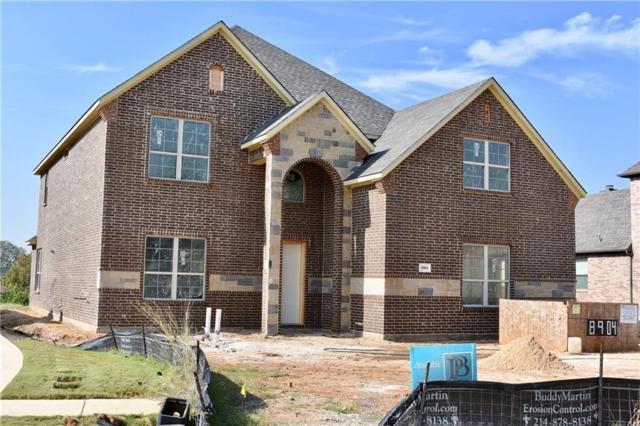 8904 Myranda Court, North Richland Hills, TX 76182 (MLS #13714769) :: Team Hodnett