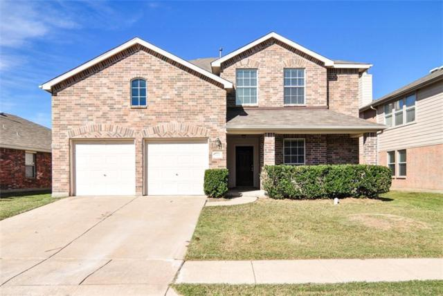 1421 Nighthawk Drive, Little Elm, TX 75068 (MLS #13714818) :: Real Estate By Design