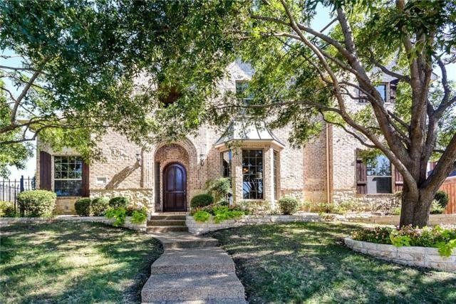 6416 Village Springs Drive, Plano, TX 75024 (MLS #13714884) :: Carrington Real Estate Services