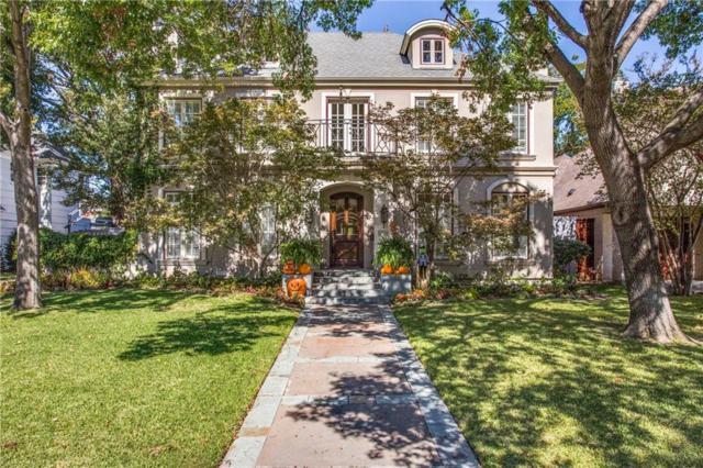 6529 Aberdeen Avenue, Dallas, TX 75230 (MLS #13714887) :: The Good Home Team
