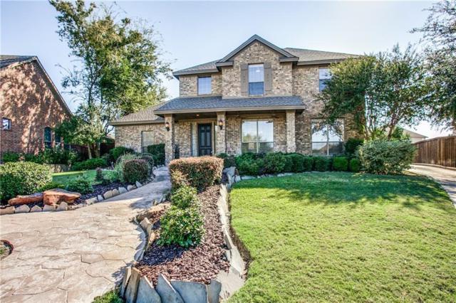 352 Parkside Court, Murphy, TX 75094 (MLS #13714898) :: Van Poole Properties