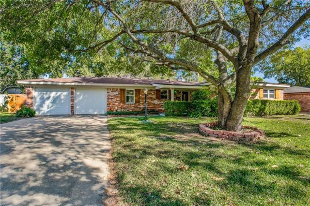 1136 Reed Street, Hurst, TX 76053 (MLS #13714967) :: Van Poole Properties