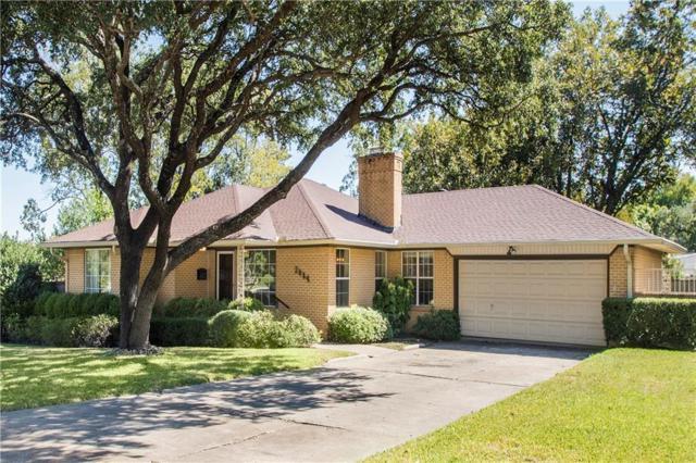 7614 Northaven Road, Dallas, TX 75230 (MLS #13714969) :: RE/MAX Preferred Associates