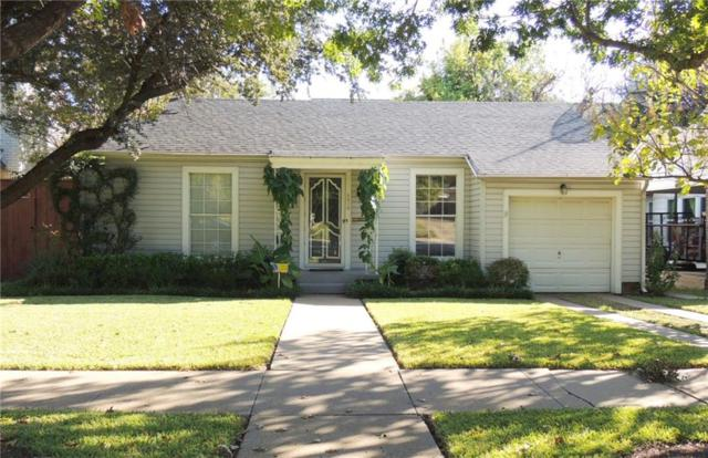 5413 El Campo Avenue, Fort Worth, TX 76107 (MLS #13714972) :: The Mitchell Group