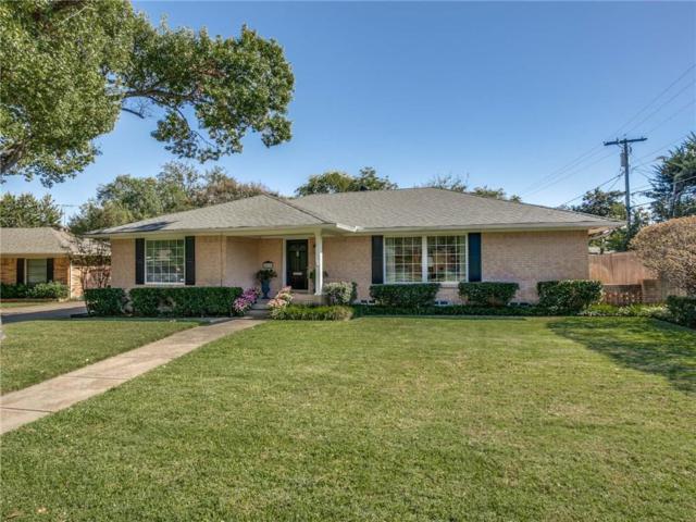 6816 Freemont Street, Dallas, TX 75231 (MLS #13714973) :: RE/MAX Preferred Associates