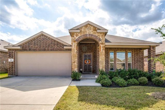 908 Cheyenne Drive, Aubrey, TX 76227 (MLS #13714981) :: Real Estate By Design