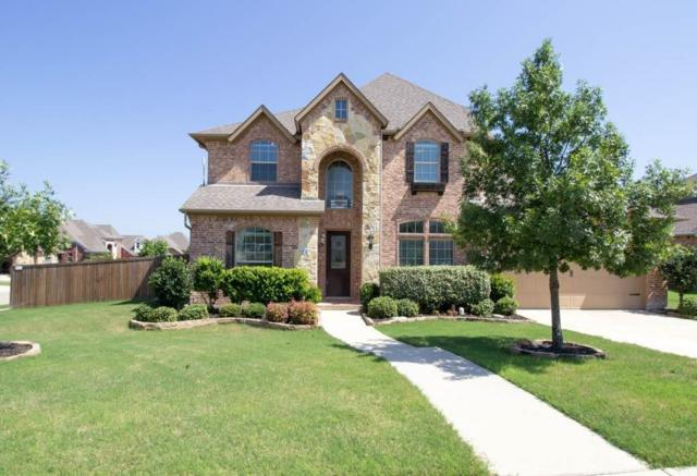 1621 Lakemere Drive, Prosper, TX 75078 (MLS #13715051) :: Real Estate By Design