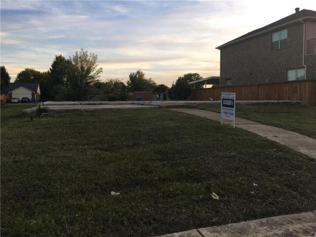 8206 Woodside Road, Rowlett, TX 75088 (MLS #13715059) :: The Good Home Team