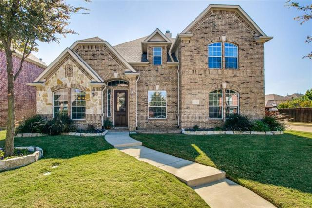 10605 Astoria Drive, Frisco, TX 75035 (MLS #13715125) :: Carrington Real Estate Services