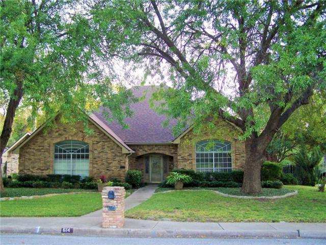 614 Kensington Drive, Duncanville, TX 75137 (MLS #13715160) :: Kimberly Davis & Associates