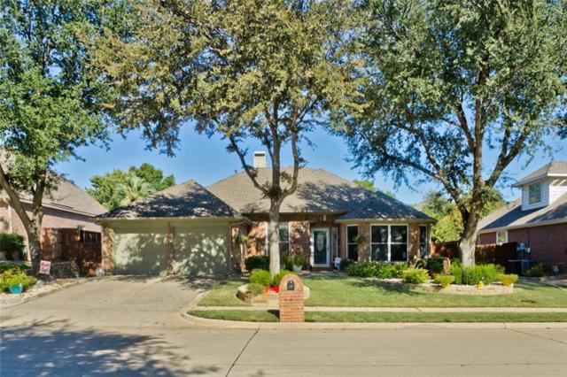 2200 Becket Drive, Flower Mound, TX 75028 (MLS #13715161) :: Team Hodnett