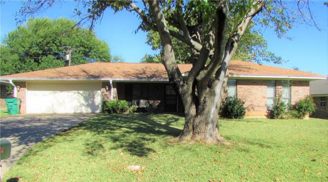 301 Bluebonnet Street, Stephenville, TX 76401 (MLS #13715194) :: Team Hodnett