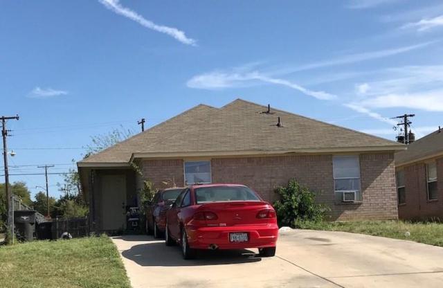 3044 23rd Street, Fort Worth, TX 76106 (MLS #13715197) :: RE/MAX Elite