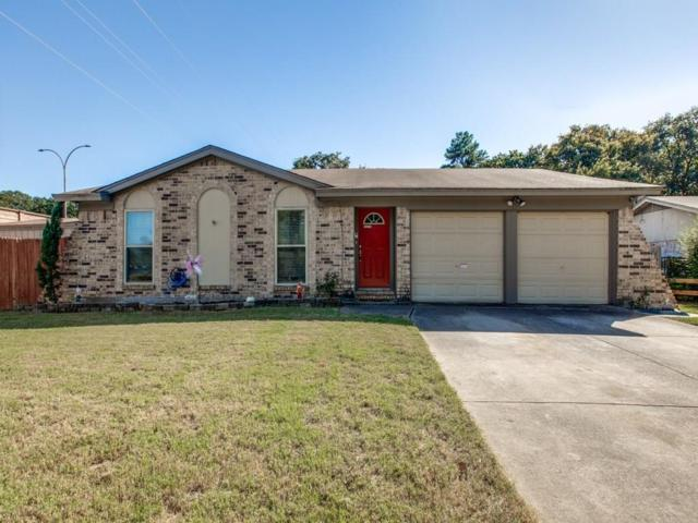 5600 Woodhollow Drive, Arlington, TX 76016 (MLS #13715249) :: RE/MAX Pinnacle Group REALTORS