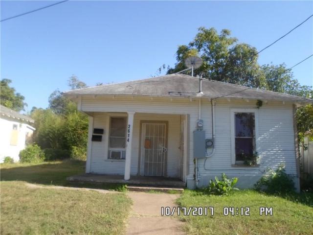 2614 Lenway Street, Dallas, TX 75215 (MLS #13715255) :: Team Hodnett
