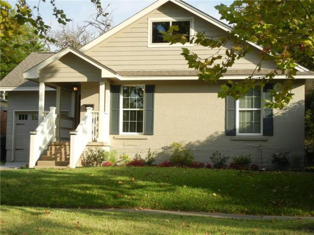 4312 Donnelly Avenue, Fort Worth, TX 76107 (MLS #13715346) :: The Mitchell Group