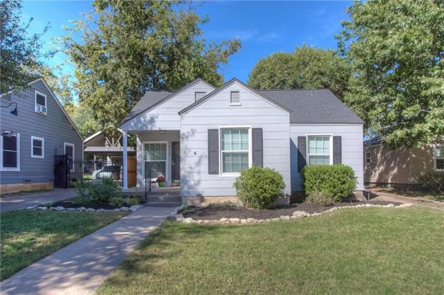 4108 Donnelly Avenue, Fort Worth, TX 76107 (MLS #13715359) :: RE/MAX Pinnacle Group REALTORS